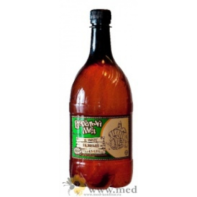 Медовуха суздальская «Весёлый мёд. В меру пьяный 5%»