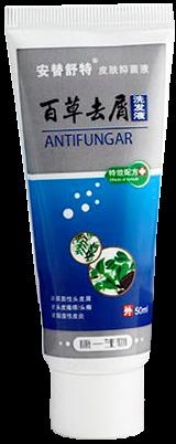 Природный антисептик, противогрибковый шампунь от перхоти и выпадения волос