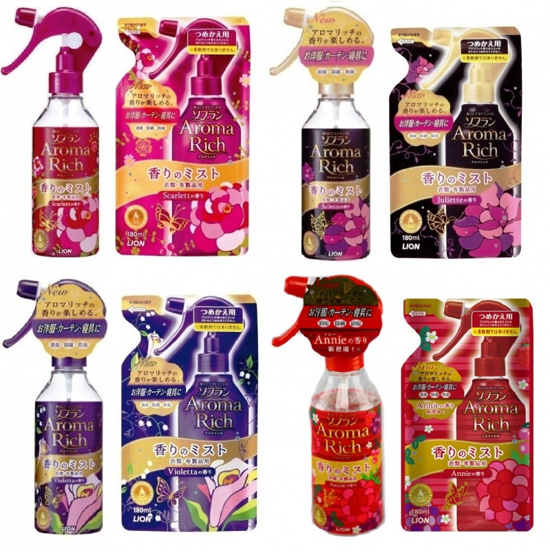 Дезодорант-кондиционер (спрей), с ароматами розы, мимозы, персика и фруктов  Объём 200 мл