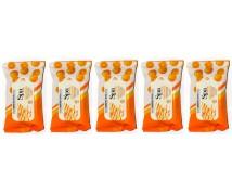 Салфетки влажные SPA Energy 15шт Апельсин 5шт