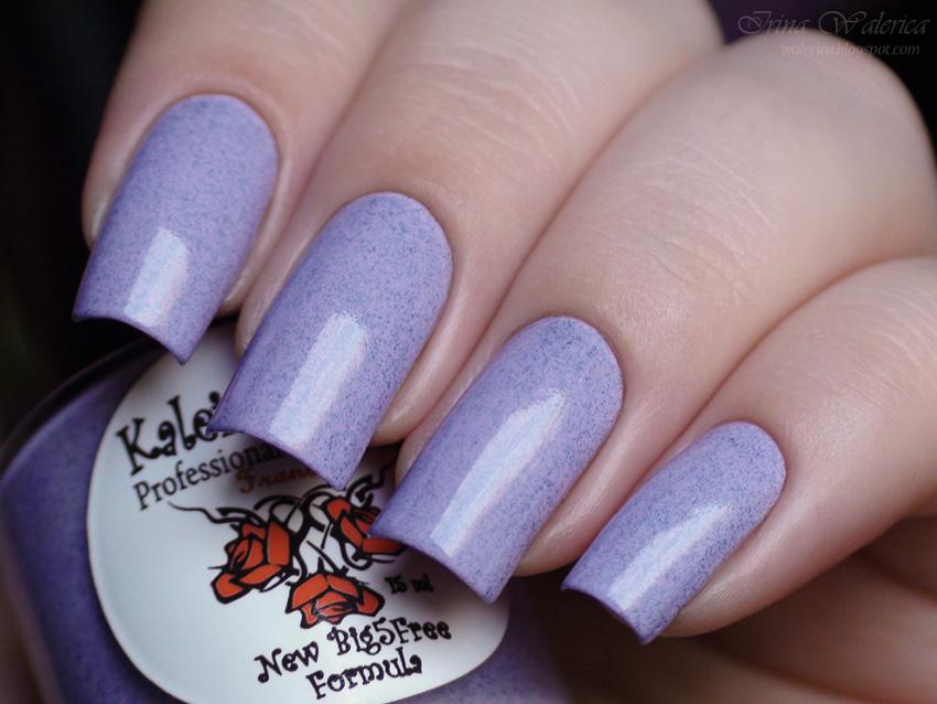 """Kaleidoscope Лак для ногтей """"Грезы о весне"""" №03 Мечты… букет фиалок 15 мл"""