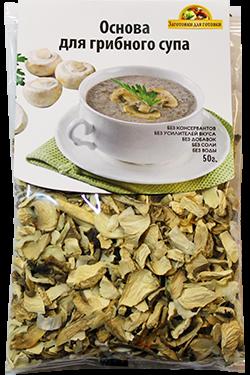 Основа для грибного супа 50 г
