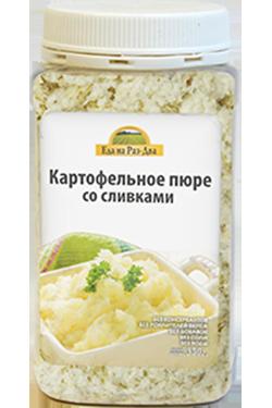 Картофельное пюре со сливками 330 г