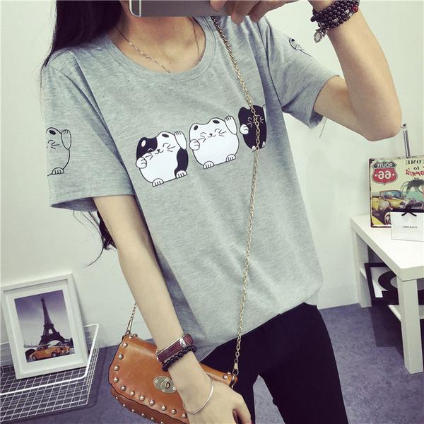 футболка женкая