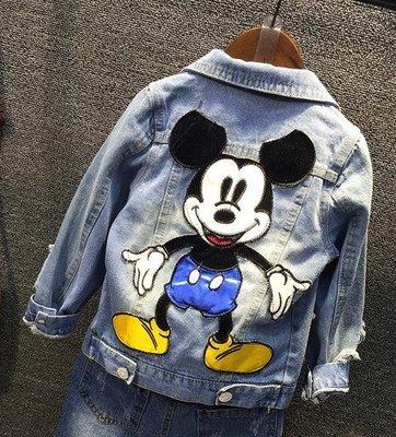 куртка с микки
