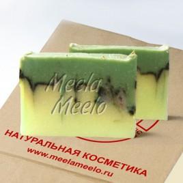 Meelaмыло ГринГлиняное 100 грамм
