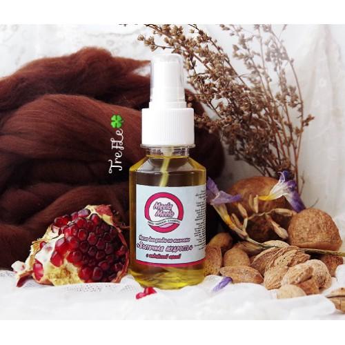 Жидкая маска для ухода за волосами Восточная мудрость (с индийской амлой) бальзам для волос