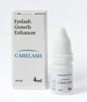 CARELASH (КАРЕЛАШ) – средство для роста натуральных ресниц и бровей, 4 мл.