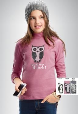 GJN445 джемпер для девочек