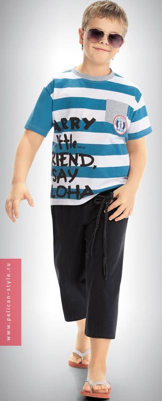 BB196 брюки для мальчика