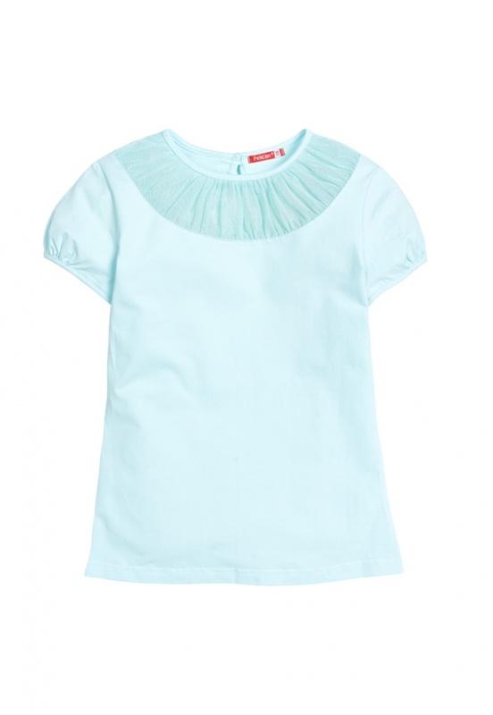 """GTR7028 джемпер (модель \""""футболка\"""") для девочек"""