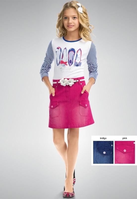 GWS4023 юбка для девочки