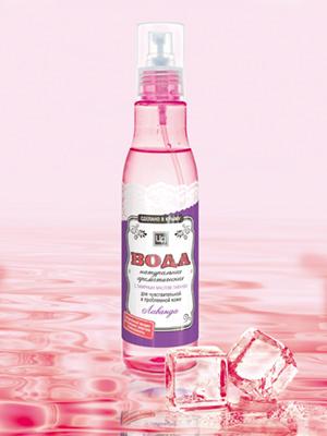 Лаванда - вода ароматическая для нормальной и жирной кожи 200 мл