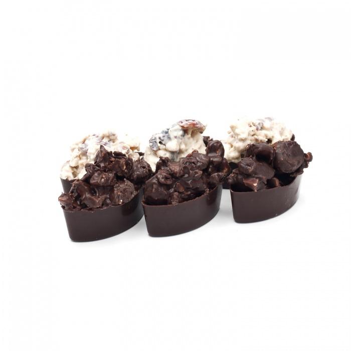 """Шоколадные конфеты """"Шоколадная корзина""""  1 кг"""