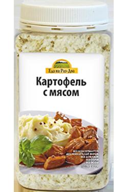 Картофельное пюре с мясом 330 г