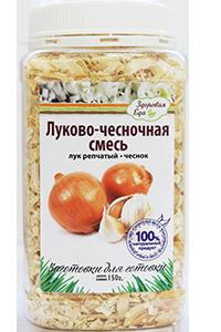 Луково-чесночная смесь 150 г