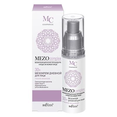 """""""MEZOcomplex"""" 30+ МезоКрем Ночной для лица Глубокое Увлажнение 50 мл"""
