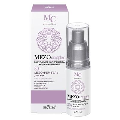 """""""MEZOcomplex"""" 30+ МезоКРЕМ-Гель для век Глубокое Увлажнение 50 мл"""