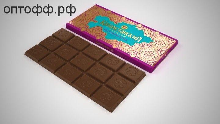 БС Шоколад Казахстанский Nuts & raisins(с орехами и изюмом) 0,1кг
