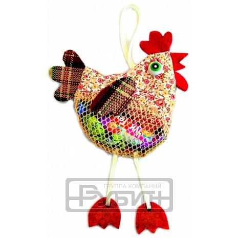 Новогодний подарок Бусинка (текстиль, 100 г)
