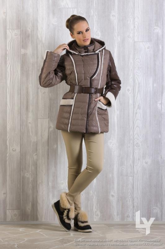 № 1470 Куртка Т бежев 48