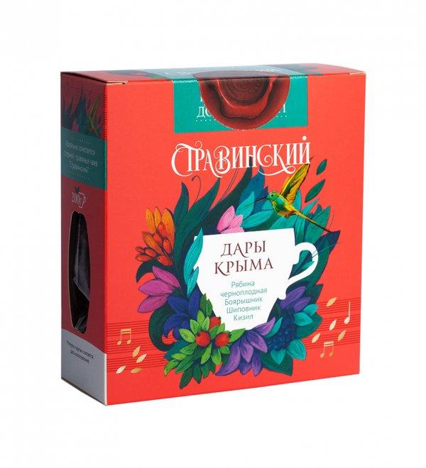 Травяной чай Дары Крыма 100 г