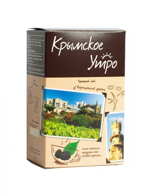 Травяной чай Крымское утро 40 г