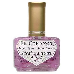 "El Corazon Perfect Nails Восстановитель с хитозаном №427 ""Ideal manicure 4 in 1"" 16 мл"