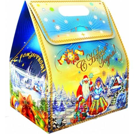 Новогодний подарок Хуторок (картон, 700 г)
