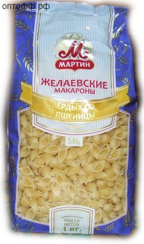 Макароны Ракушка  1кг