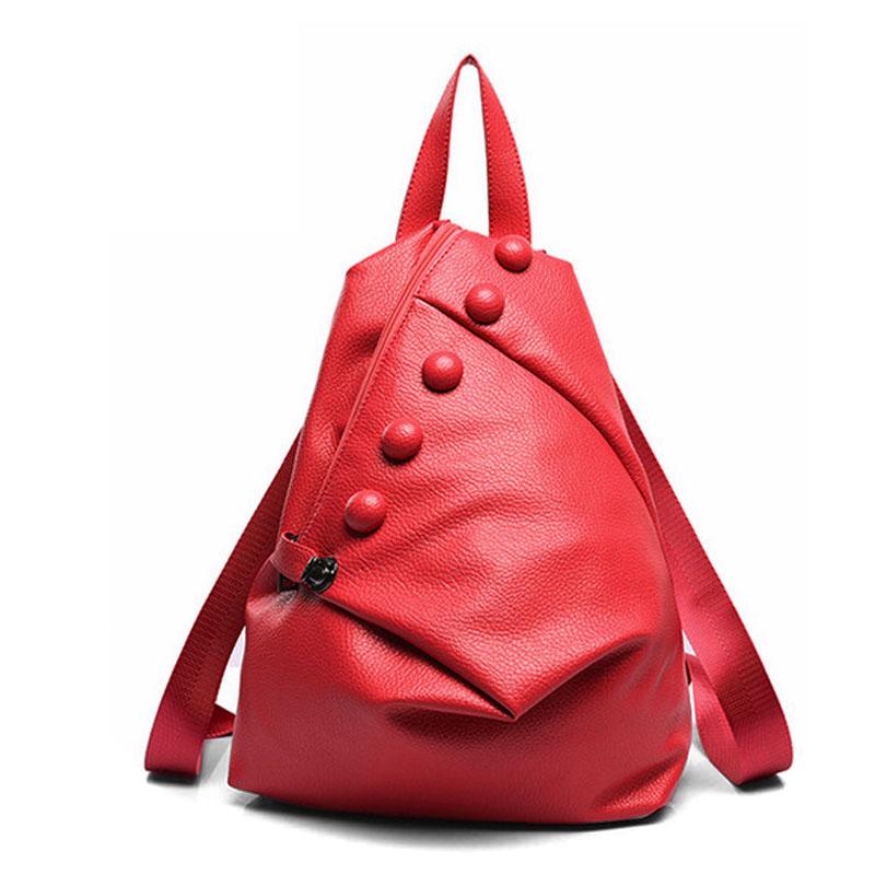 BP-009-Red Рюкзак молодежный.
