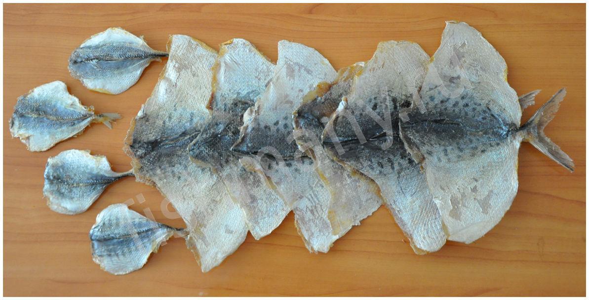 Императорский полосатик солено сушеный 1кг(заказ от 0,25кг)