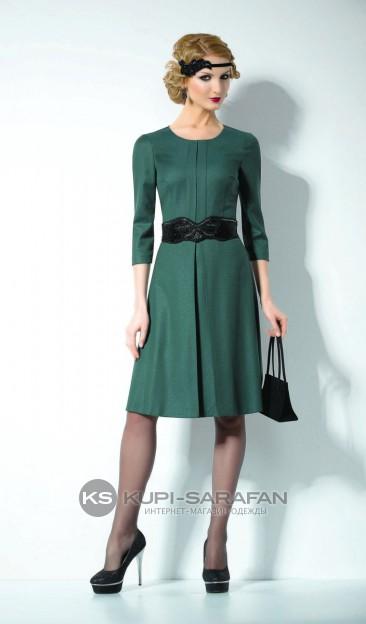 платье NOCHE MIO 1.706 ЗЕЛЁНЫЙ