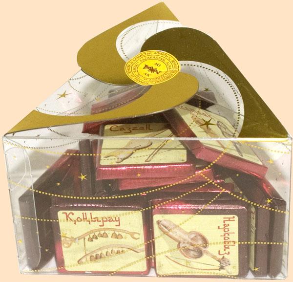 Шоколад Мелодия Степей 133г (Рахат)