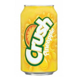 "Напиток ""Crush"" безалк. сильногазированный Ананас 0,355л  х 24 /США-Европа/"