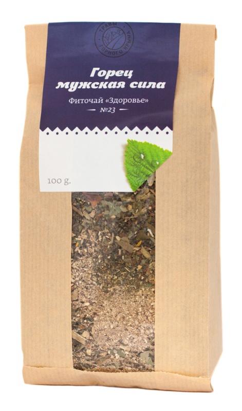 Травяной чай Горец (мужская сила) 100 г