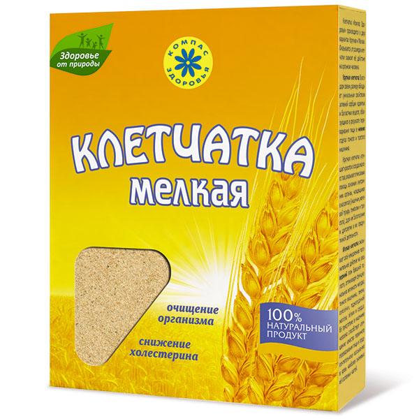 Клетчатка пшеничная мелкая 200 г