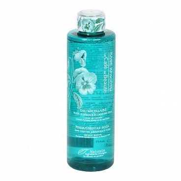 Мицеллярная вода для снятия макияжа с глаз Свежесть и сияние кожи 200мл