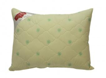 """Подушка Premium Soft \""""Стандарт\"""" Evcaliptus (эвкалипт, на молнии)"""