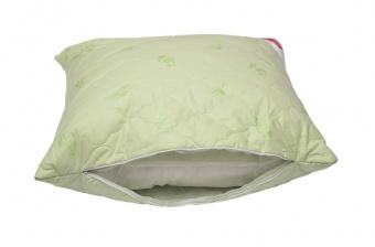 "Подушка Premium Soft \""Стандарт\"" Bamboo (бамбуковое волокно, на молнии)"