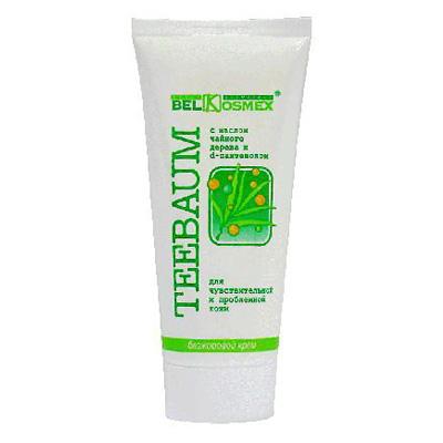 Teebaum Крем для Чувствительной и Проблемной кожи с маслом чайного дерева 80 мл