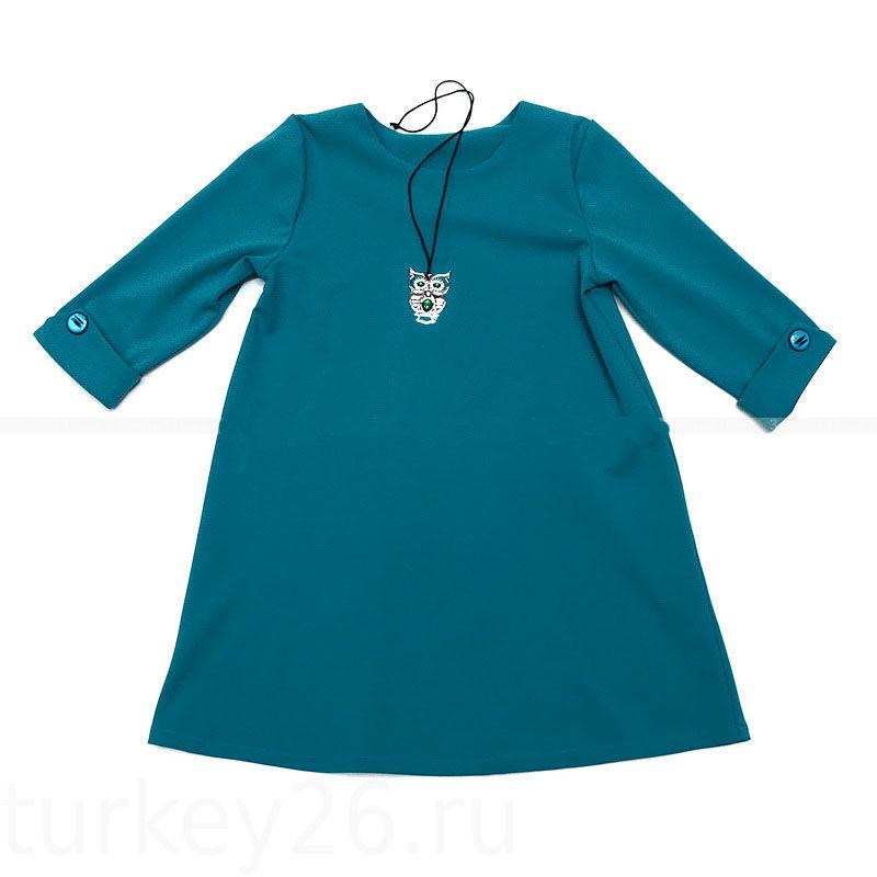 Платье-туника Есфира размерный ряд 134,140,152,164см