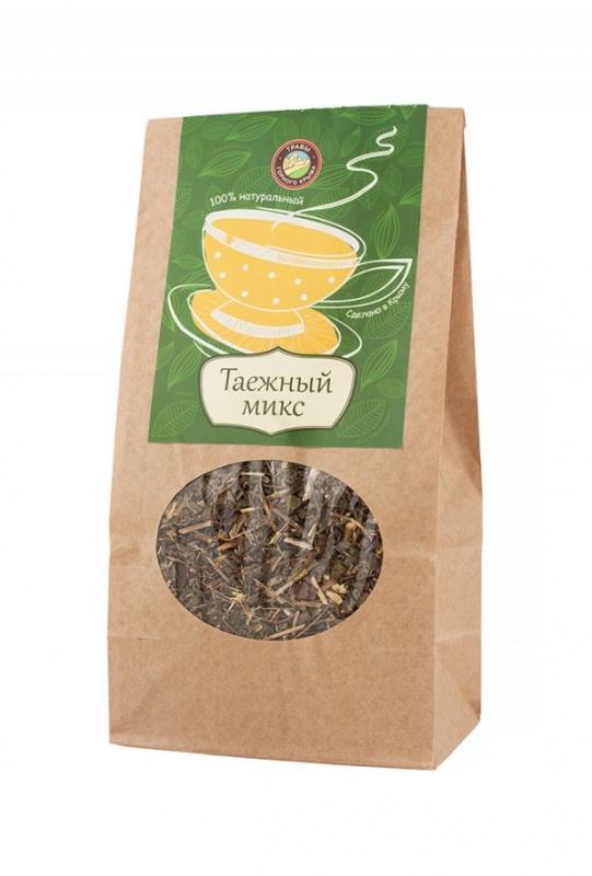 Травяной чай Таежный микс 100 г