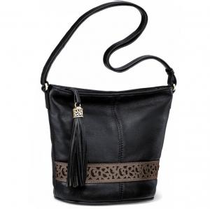 сумка 1636-Black Новая стильная, красивая модель