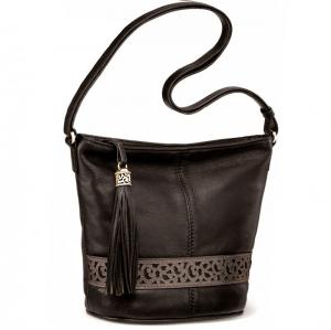 сумка 1636-Coffee Новая стильная, красивая модель