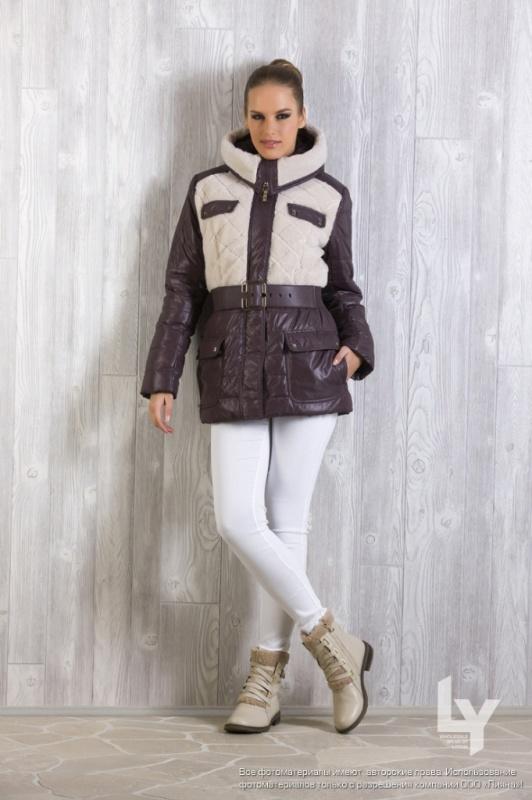 """Куртка № 1472 """"LIYANA"""""""