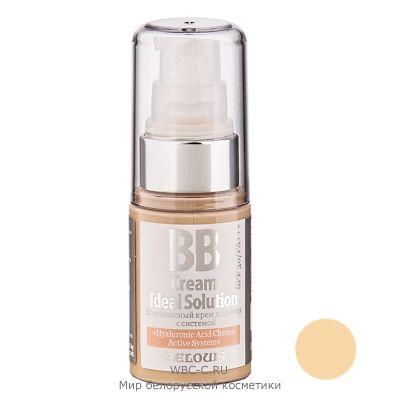 BB Crem Ideal Solution Комплексный крем для лица тон 01 фарфоровый 30г