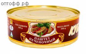 Паштет Печеночный 240 гр