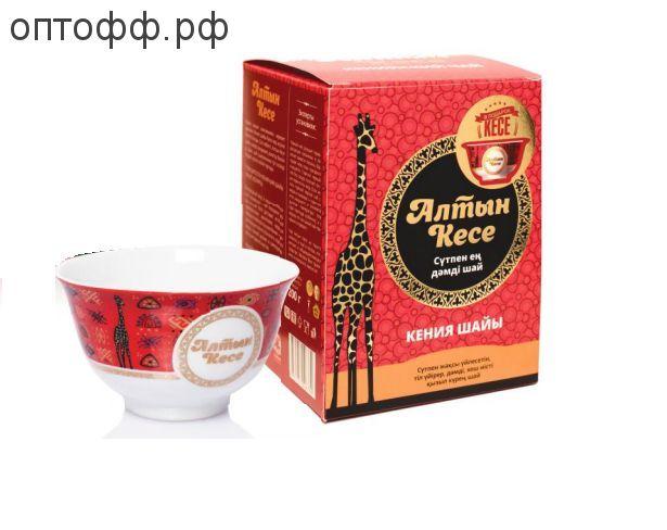 Чай Алтын Кесе 200гр. с пиалой Кения (кор*30)