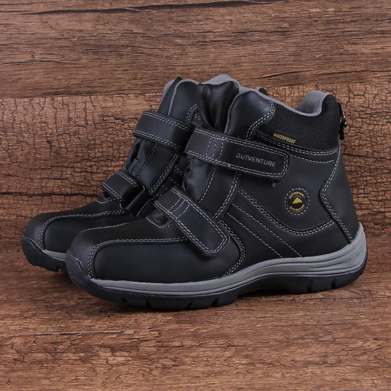outventure кожа ботинки